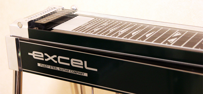 Excel Pedal Steel Guitars