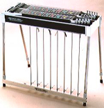 Excel and Superb Pedal Steel Guitar
